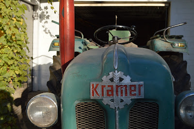 Kramer 350 Export (Fahrbereit)