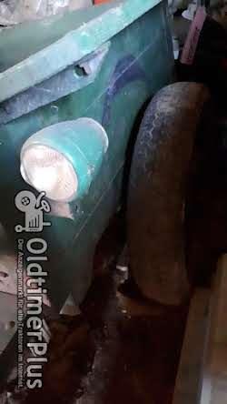 Holder Einachser E8D , sehr seltenes Exemplar!!! Foto 2