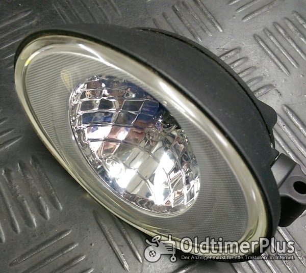 Cobo / NH Arbeitsscheinwerfer gebr. für Handlauf- Montage Foto 1