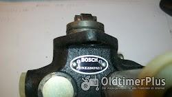 Bosch FP/KE 22 AD 112/2 neu Diesel Vorförderpumpe neu MERCEDES Foto 3