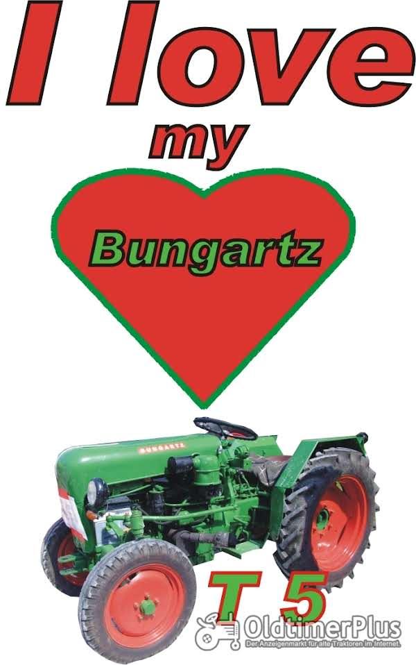I love Bungartz T 5 T-Shirt Foto 1