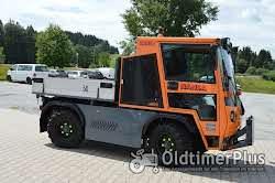Mercedes Hansa APZ 1003L wie Multicar, Lof Zulassung, 60 km/h, Tausch gegen Unimog mgl. Foto 9