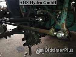 Original Riva Calzoni Rcd. Hydraulische Lenkung Hanomag Schlepper Foto 3