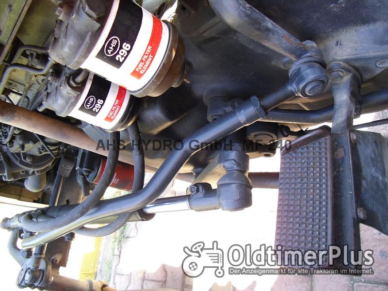Hydraulische Lenkung Massey Ferguson MF 135 MF 165 MF 65 MF 155 MF 240 MF 265 MF 285 MF 152 MF 148 u.a. Foto 1