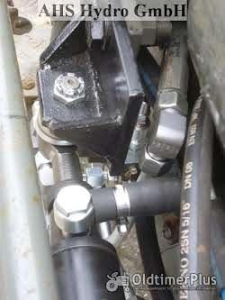 Calzoni Rcd. Hydraulische Lenkung  Eicher Traktoren Foto 4