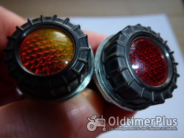 Holder AG2,AM3 Kontrolllampen rot für AG2, AG3 Foto 1
