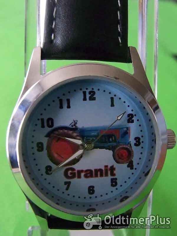Hanomag Granit  Armbanduhr Foto 1
