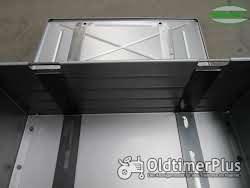 Unimog U406 Batteriekasten (alte Ausführung) Foto 4