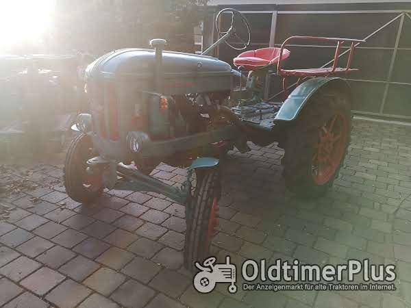 Hanomag R 12 KB Speichenräder, Tüv, Anlasser, läuft schön! foto 1