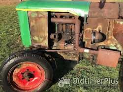 Deutz F3L514/51 mit Wasserdeutz Getriebe 30 Km/h Foto 3