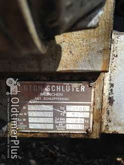 Schlüter SF 3400 S Fabriknr. 450 1995 photo 7