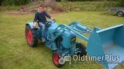 Eicher Smalspur Weinberg traktor