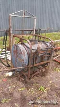 Oldtimer sproeier Foto 3
