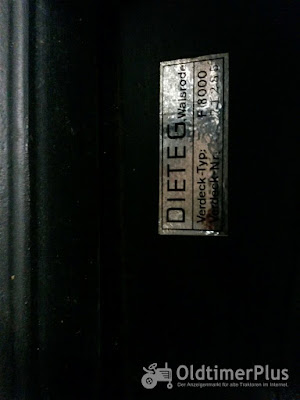 Dieteg Frontscheibe dieteg F8000 Foto 5