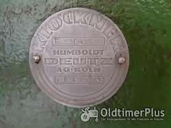 Deutz Typ 11 F1M414 Foto 2