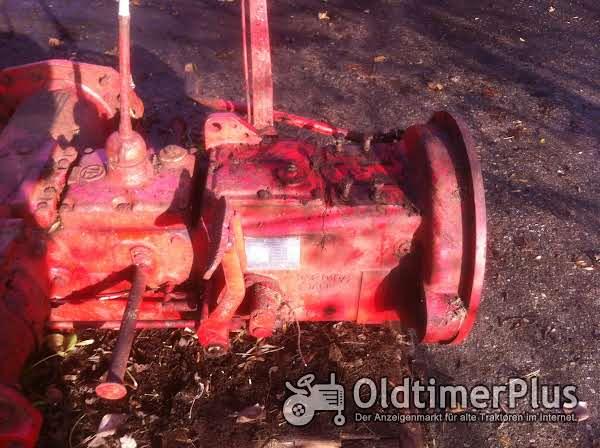 Fahr D17 Kupplungsglocke Foto 1
