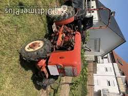 Sonstige Schmalspur Traktor Krieger Foto 5
