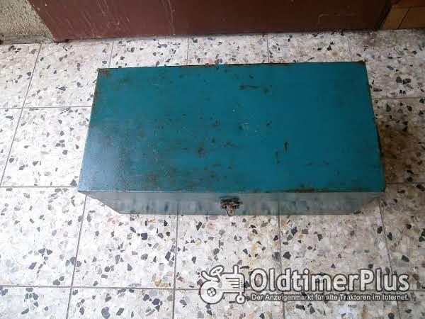 Werkzeugkoffer Foto 1