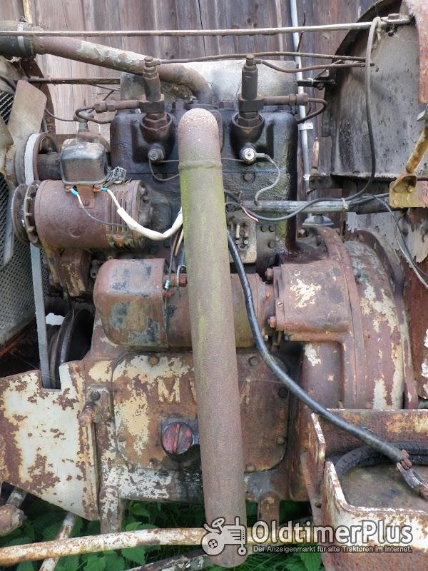 MWM Südbremse TD 15 Motor oder Motorblock Foto 1
