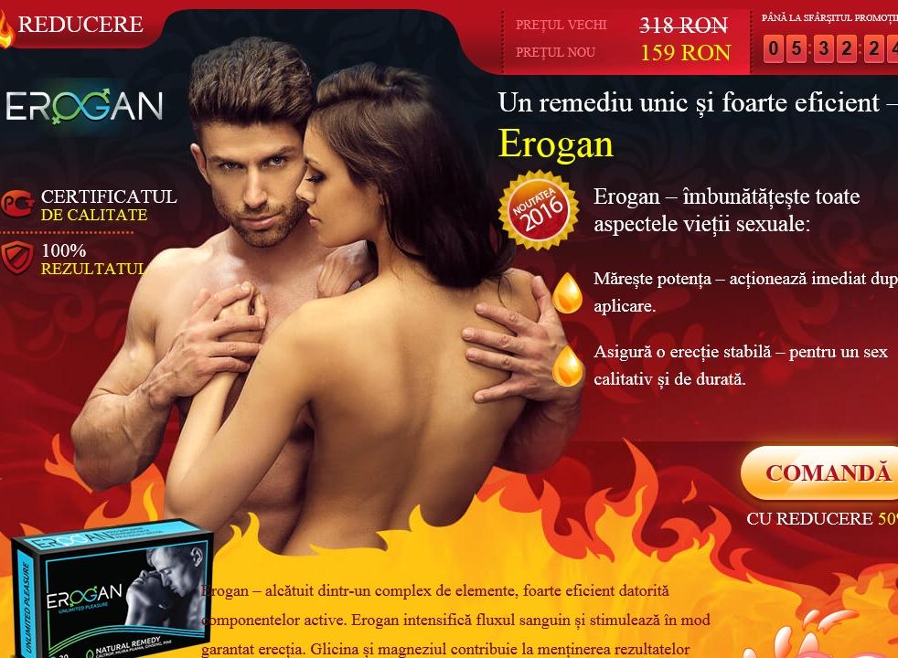 De unde să cumpăr Erogan