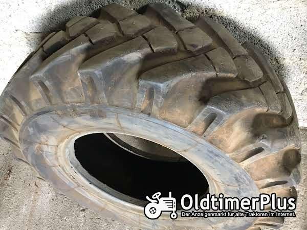 Reifen für Unimog 14,5 - 20 ohne Felge Foto 1