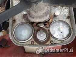 Schlüter Super 1250 mit Frontlader Foto 12