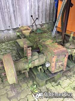 Deutz Getriebe, Schaltgetriebe für  D40.1S Foto 2