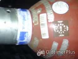 1 Gasflasche 20l gefüllt Linde TÜV 2014 Orgienal verpakt. Nur Abholung/ Eigentumflasche Foto 3