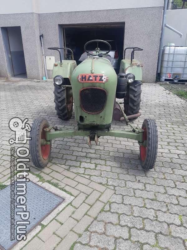 Hatz H113 Foto 1