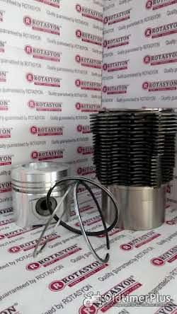 DEUTZ Kolben+Laufbuchsen / Kit Set (Piston+Cylinder Liner + Piston Rings ) Foto 2