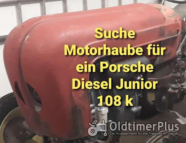 Porsche Diesel Junior 108k Foto 1
