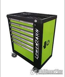 Werkzeug Werkstattwagen XXL gefüllt Schaumstoff Einlagen Bestückt OVP
