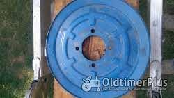 Hanomag Keilriemenscheibe Hydraulik Pumpe R435 Foto 3