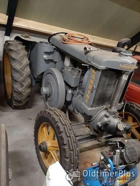 Landini Superlandini Super Landini Oldtimer Traktor Schlepper Glühkopf (testa calda) (kein Velite) Foto 1