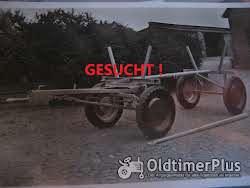 Welger TK60 Triebachsanhänger Einachser Kipper - AZK 60/80F, Blech und Typenschilder Foto 4