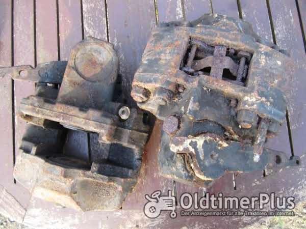 Unimog Bremssättel 2Stück Foto 1