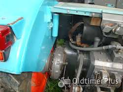 Eicher 554 AS -(3726  S  ) Plantage Foto 5