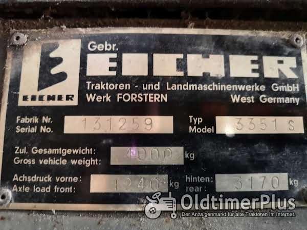 Eicher Königstiger II HS Foto 1
