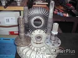 Turbokupplung, Hohlwelle, Kupplungswelle, Antriebswelle, Zahnwelle Foto 8
