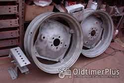 Porsche Restauriere ihren alten Oltimertraktor Porsche,Eicher,Deutz u.s.w Foto 2