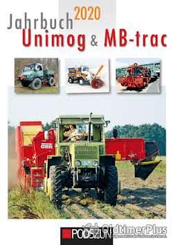 Unimog und MB-Trac Kalender und Bücher Foto 3