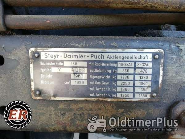 Steyr T 188 Foto 1