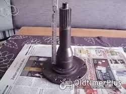 Fendt Farmer Favorit, Case/IHC 1255 1455 Turbokupplung, Hohlwelle, Kupplungswelle, Zahnwelle, Antriebswelle Foto 10