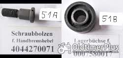 Mercedes MB Trac, MB-Trac, Unimog, Ersatzteile Sortiment B Foto 9