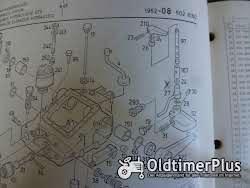 Deutz Büchse für Kraftheber D 3006 Foto 3