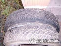 """Für Jeep Willys Overland M38A1 4 Winterräder auf Felgen """"r2d2"""" Foto 4"""