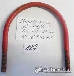 IHC Ersatzteile, Schlepperteile, Sortiment D Foto 6