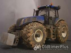 New Holland T8 1:32 Umbau Foto 3