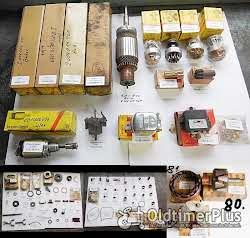 Bosch, Lukas Anlasser, Strarter, Lichtmaschine, Generator, Anker, Ritzel, Ersatzteile