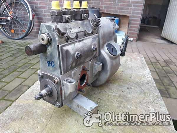 Einspritzpumpe Bosch Hannomag R40 bis R 460 Foto 1